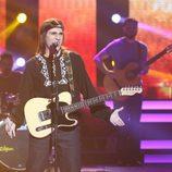 Keunam es Juanes en la cuarta gala de 'Tu cara no me suena todavía'