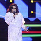 Tamara Jerez es Rocío Jurado en la cuarta gala de 'Tu cara no me suena todavía'