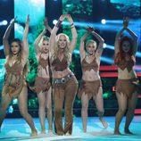 María Guillén es Shakira en la cuarta gala de 'Tu cara no me suena todavía'