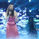 La Negreta Mayté es Ana Belén en la cuarta gala de 'Tu cara no me suena todavía'