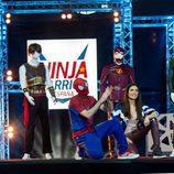 Pilar Rubio es una de las presentadoras de 'Ninja Warrior'