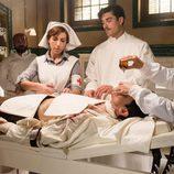 Dentro del hospital de 'Tiempos de Guerra'