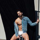 Nyle DiMarco muestra su lado más sexy posando en calzoncillos