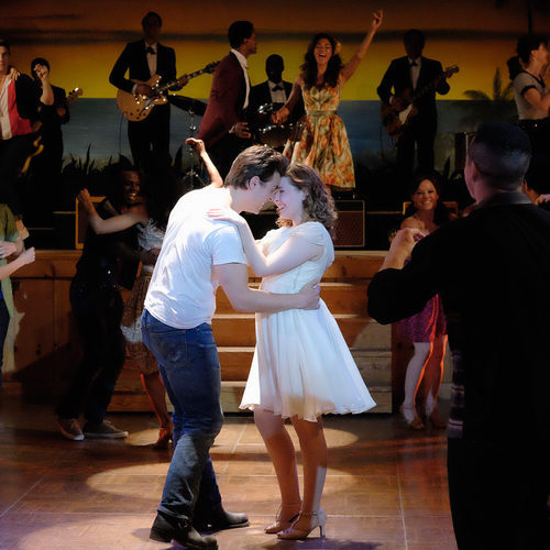 Primeras im genes del remake de 39 dirty dancing - Pelicula dirty dancing ...