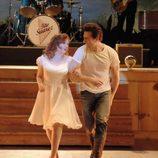 Los protagonistas del remake de 'Dirty dancing', Abigail Breslin y Colt Prattes