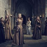 Las reinas de 'The White Princess', la secuela de la serie británica de BBC