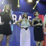 Alyson, Elettra, Irma y Daniela en la semifinal de 'GH VIP 5'