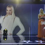 Daniela Blume en la semifinal de 'GH VIP 5'