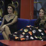Irma y Alyson durante la semifinal de 'GH VIP 5'