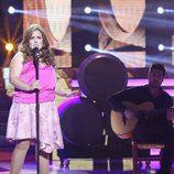 Tamara Jerez imita a Pastora Soler en la quinta gala de 'Tu cara no me suena todavía'