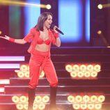Victoria Sunsiray imita a Chenoa en la quinta gala de 'Tu cara no me suena todavía'