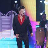 Elvis de Palma imita a Elvis Presley en la quinta gala de 'Tu cara no me suena todavía'