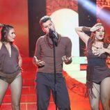 Juanma Jerez imita a Ricky Martin en la quinta gala de 'Tu cara no me suena todavía'