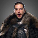 Jon Nieve con su nuevo vestuario de la temporada 7 de 'Juego de Tronos'