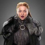 Sansa con su nueva imagen en la temporada 7 de 'Juego de Tronos'
