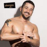 Álex Forriols, semidesnudo, posa en calzoncillos en una sesión para Shangay