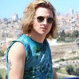 "Manel Navarro en Tel Aviv durante el ""Israel Calling"""