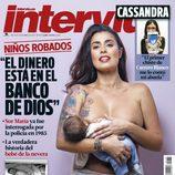 Portada de Interviú con Susana Ruiz, expretendienta de 'Mujeres y hombres y viceversa'
