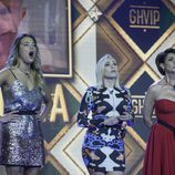 Alyson, Daniela e Irma esperan el veredicto de la audiencia en la primera parte de la final de 'GH VIP 5'