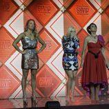 Alyson, Daniela e Irma Soriano, expectantes antes de saber quién abandona 'GH VIP 5'