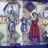 Alyson, Daniela e Irma Soriano esperan el juicio de la audiencia en la primera final de 'GH VIP 5'