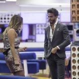 Alyson y Marco en la primera parte de la final de 'GH VIP 5'