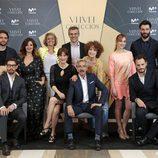 Los actores de 'Velvet colección', spin off de 'Velvet'