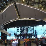 Escenario de Eurovisión 2017
