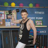 Adam Jezierski promociona 'Gym Tony LC'