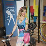 Miriam Cabeza posando para 'Gym Tony LC'