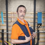 Santi Rodríguez vuelve como Velasco a 'Gym Tony LC'