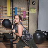 Tomás Pozzi en la nueva 'Gym Tony LC'