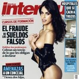 Sofia Suescun se desnuda para la portada de Interviú