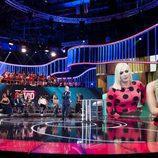 Jordi González en la gala final de 'GH VIP 5'