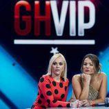 Daniela Blume y Alyson Rae Eckmann responden a sus excompañeros en la gala final de 'GH VIP 5'