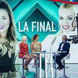 Daniela y Alyson se enfrentan a la entrevista de Jordi González en la final de 'GH VIP 5'