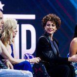 Irma Soriano, Aless Gibaja, Emma Ozores y Elettra Lamborghini en 'GH VIP 5'