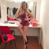 Paola Caruso de 'Supervivientes 2017' posa con un body muy sexy