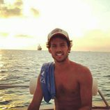 El deportista Jorge Brazalez de 'Masterchef 5' sin camiseta