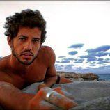 Jorge Brazalez de 'MasterChef 5' muestra su lado más sexy en la playa