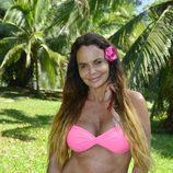 Leticia Sabater posa para 'Supervivientes 2017'