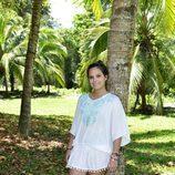 Gloria Camilo posa como concursante de 'Supervivientes 2017'
