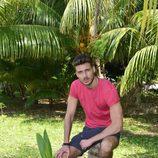 El modelo Alejandro Caracuel, concursante de 'Supervivientes 2017'