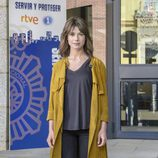 Andrea del Río es Alicia Ocaña en 'Servir y proteger'