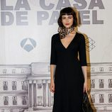 Úrsula Corberó, en la presentación de 'La Casa de Papel'