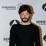 Álvaro Morte en la presentación de 'La Casa de Papel'