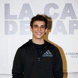 Miguel Herrán en la presentación de 'La Casa de Papel'