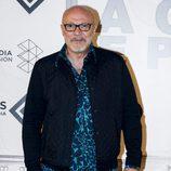 Juan Fernández en la presentación de 'La Casa de Papel'
