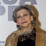 Kiti Mánver en la presentación de 'La Casa de Papel'