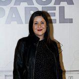 Anna Gras en la presentación de 'La Casa de Papel'